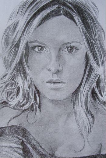 Kate Beckinsale by chamalow